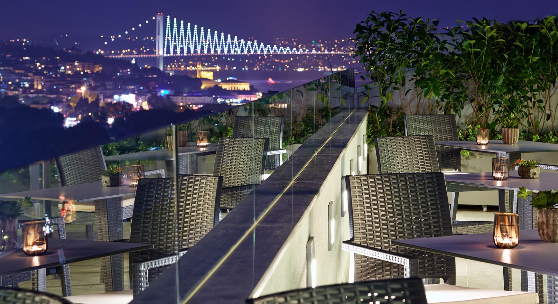 Mercure taksim hotel istanbul hotels near taksim square for Istanbul taksim hotels