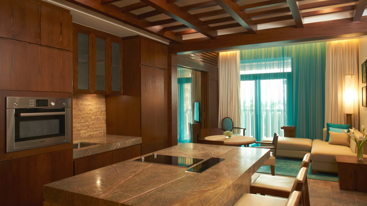 Sofitel Dubai The Palm Resort Amp Spa Beach Suite
