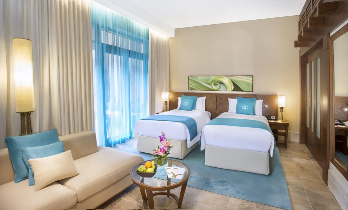 Sofitel dubai the palm resort spa the hotel for Best spa hotel dubai