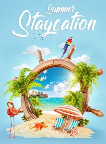 summer-staycation