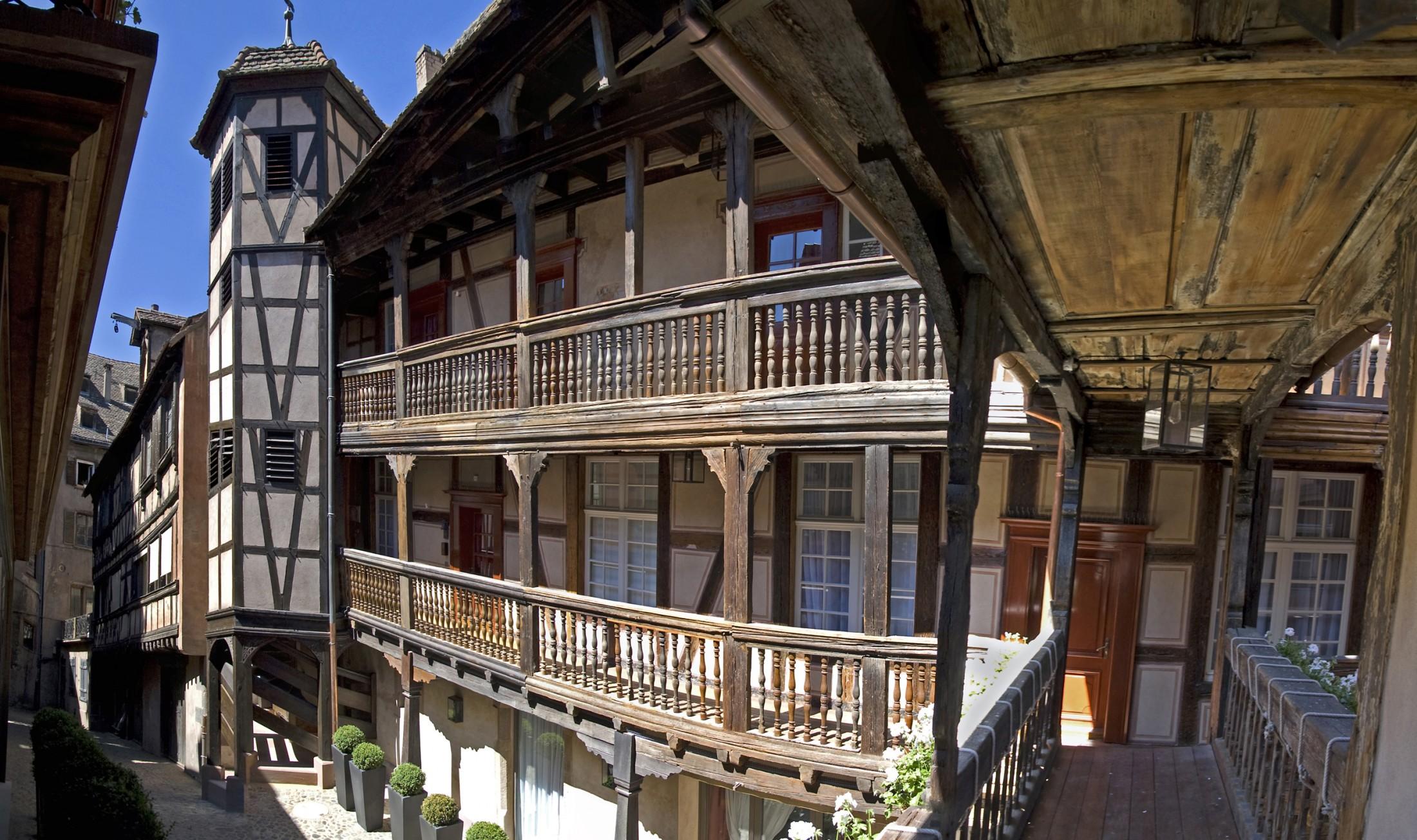 Mgallery cour du corbeau h tel cour du corbeau for Boutique hotel alsace