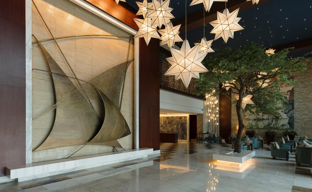 Sofitel dubai jumeirah beach the hotel for Design hotel dubai