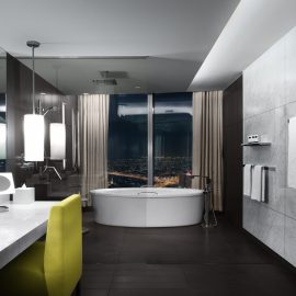 gallery Premium Luxury Club Room Bathroom