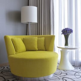 gallery Yellow Sofa