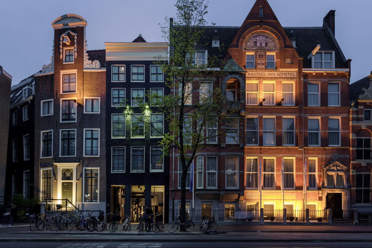Ink hotel amsterdam mgallery by sofitel ink hotel for Amsterdam hotel