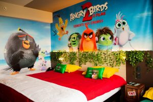 Apartamento Temático - Angry Birds 2