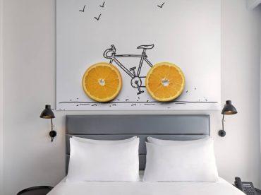 Стандартный двухместный номер с двуспальной кроватью