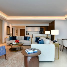Sofitel Dubai Wafi Bedroom Apartment Living Room WEB