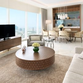 Opera Suite Living Room B Dubai The Obelisk