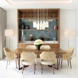 Opera Suite Living Room Dining Table Dubai The Obelisk