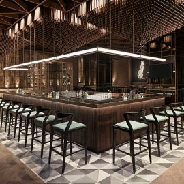 The Nine Gastropub Sofitel Dubai The Obelisk x