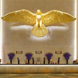 Sofitel Dubai The Obelisk Hotel Lobby Detail Image web