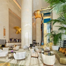 Sofitel Dubai The Obelisk Hotel Lobby Image web