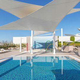 soleil pool lounge day kids web