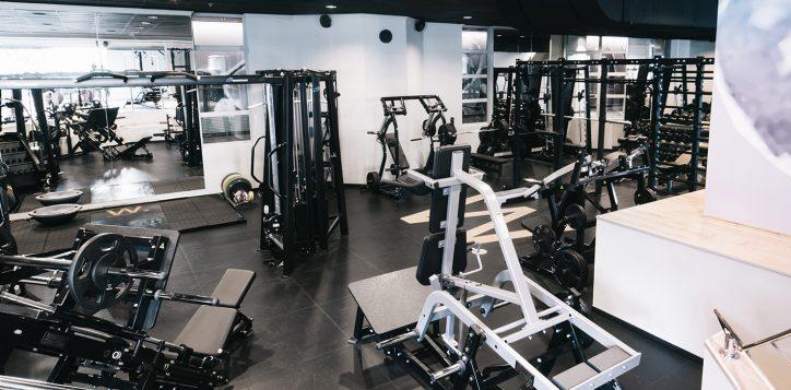 GPH gym slide