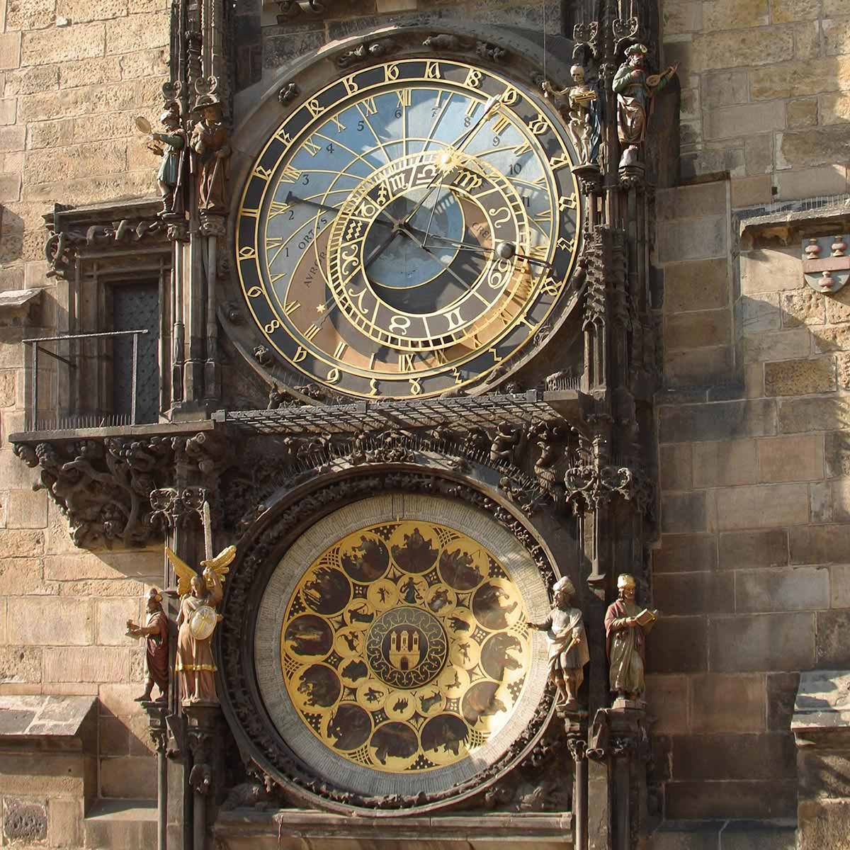6. Astronomical Clock