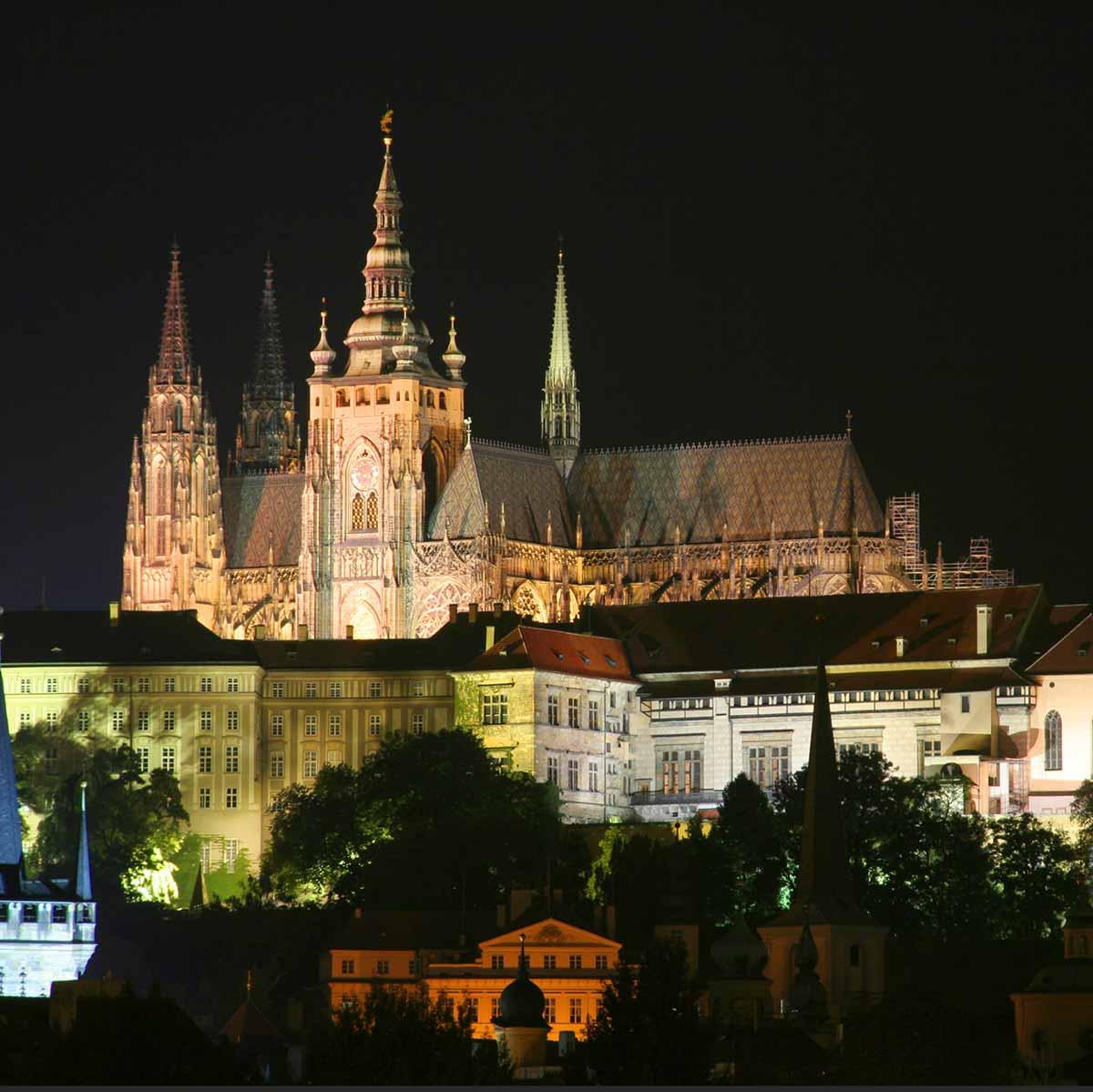 10. Prague Castle