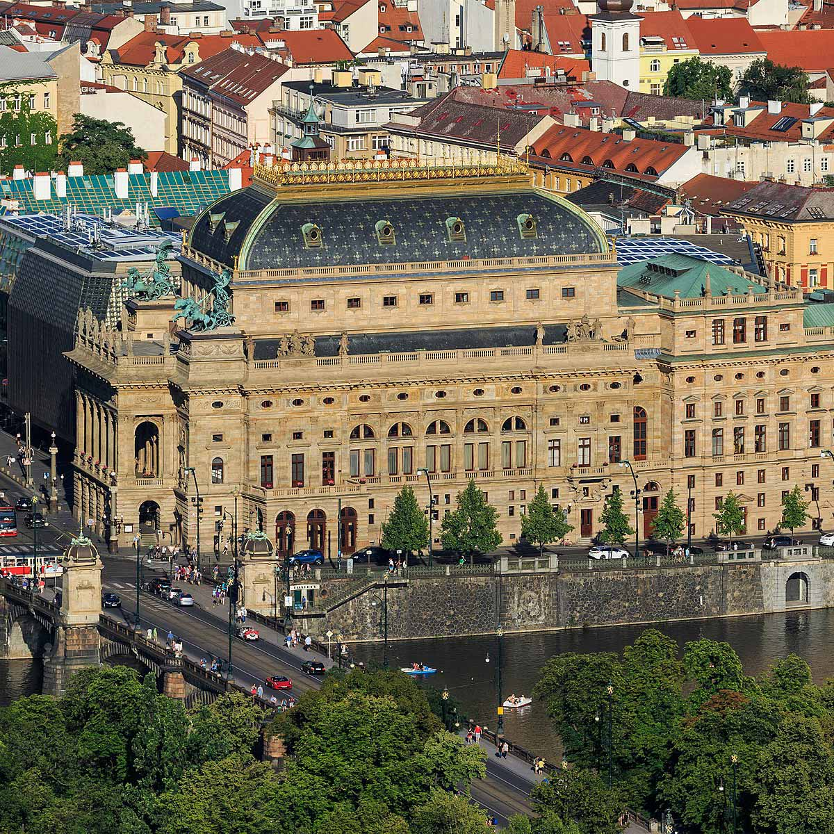12. National Theatre
