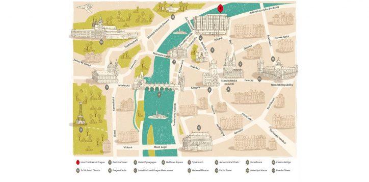 GPH location map