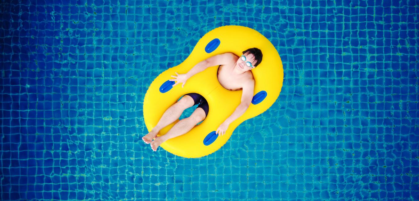 عرض اليوم الواحد للمسبح في بولمان.