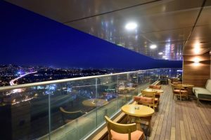 mercure hotel istanbul the plaza teras katı