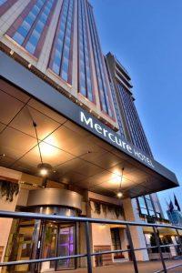 mercure hotel istanbul the plaza dış çekim