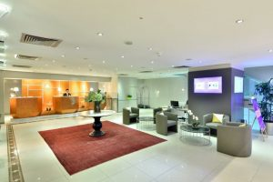 mercure hotel istanbul the plaza resepsiyon