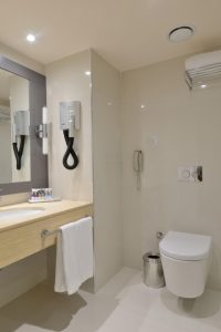deluxe room 1 double bed bosphorus view bath 1