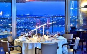 mercure hotel istanbul the plaza bar and restaurant 4