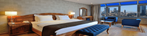 club suite 1 double bed room 2
