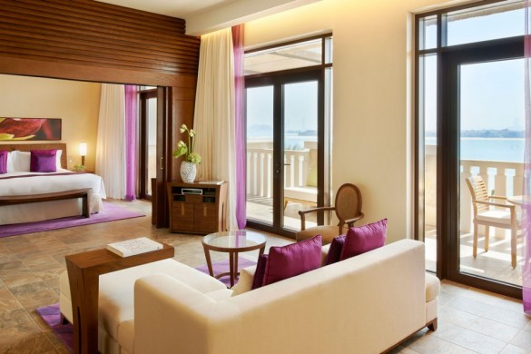 Sofitel Dubai The Palm Resort SPA Rooms Apartments Amazing 2 Bedroom Apartments Dubai Decor