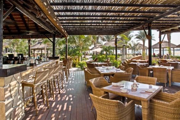 Maui Beach Restaurant Sofitel Dubai The Palm Resort Spa