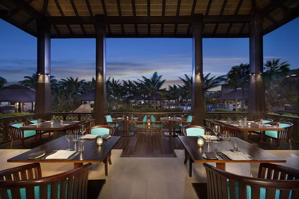 Moana Seafood Restaurant - Sofitel Dubai The Palm Resort & Spa