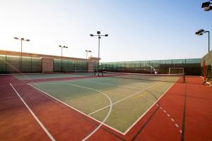 sports - tennis court