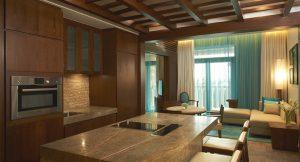 Apartment-bedroom-kitchen