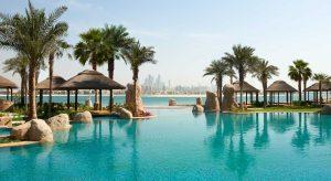 Sofitel Dubai The Palm - Main Pool & Beach