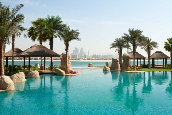 5 Star Beach Resort - Sofitel Dubai The Palm Resort & Spa