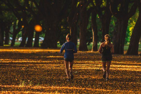 jogging-route