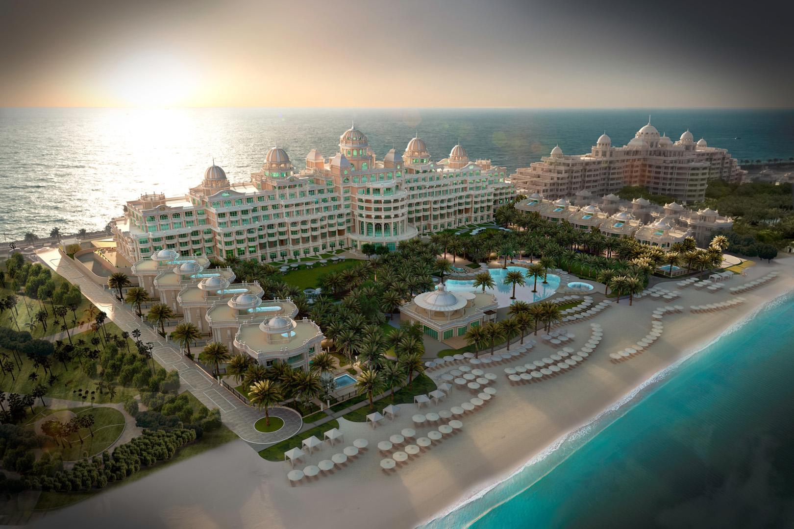 Raffles The Palm Dubai - Welcome to Raffles The Palm Dubai