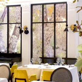 Blossom restaurant chic et nature au coeur de Paris et du Faubourg Saint Honor