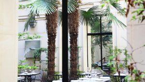 Blossom, un jardin secret au coeur de Paris et du Faubourg Saint-Honoré