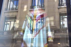 Exposition Mouvement de la couleur - Catherine Aznar - Sofitel Paris Le Faubourg
