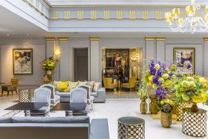 Sofitel Paris Le Faubourg - Lobby