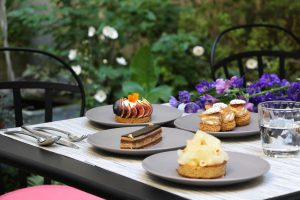 Restaurant Blossom - Pâtisseries Boutique