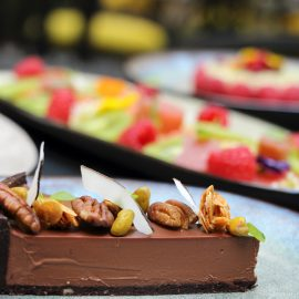 Blossom restaurant Desserts