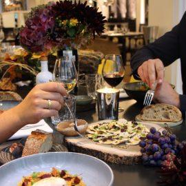 Invitation d automne restaurant Blossom