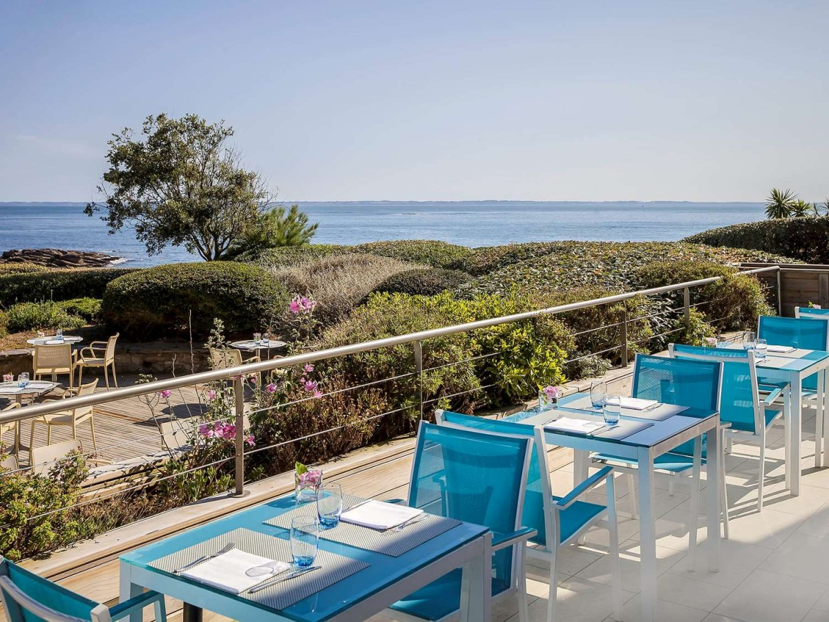 Sofitel Quiberon Thalassa Sea  U0026 Spa