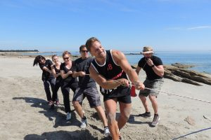beach boot camp quiberon