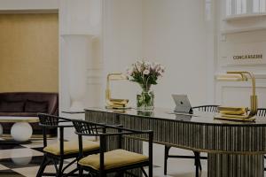 Le Scribe Paris Opéra - Lobby - Conciergerie