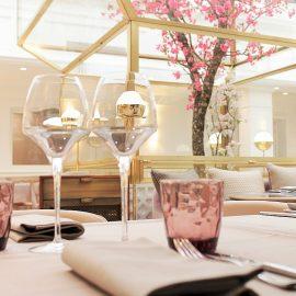 hotel scribe restaurant saint valentin